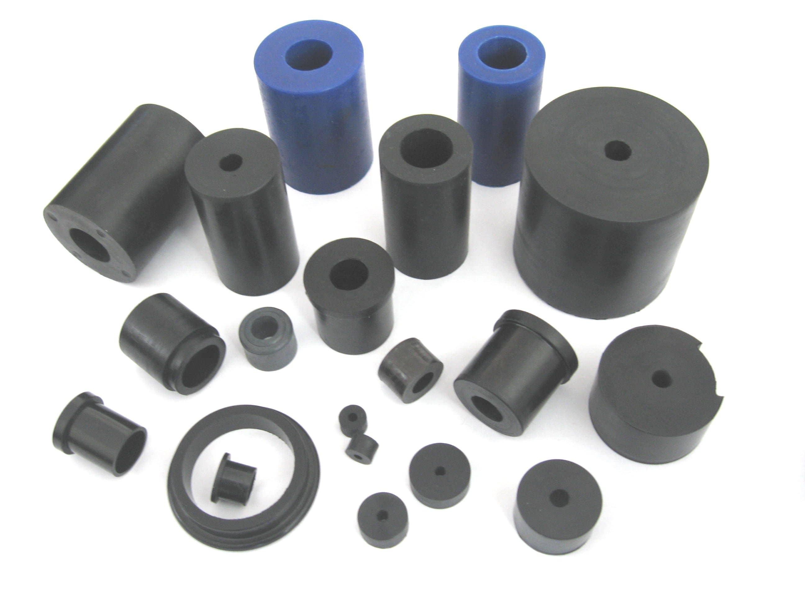 11. gumowe tuleje, tuleje z tworzywa i silikonowe, tuleje resora Żuk, sprzęgła CPA i inne